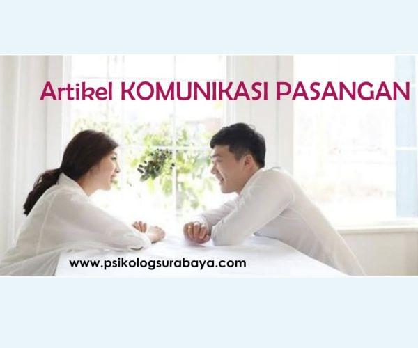 Komunikasi Pasangan
